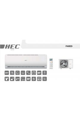 SPLIT HEC By Haier de 3000 Frig.